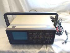 Oszilloskop tragbar PHILIPS PM 3206 15MHz Scope Oszi analog Oscilloscope