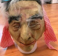 Celebrate! Granny Face Mask Halloween Cosplay
