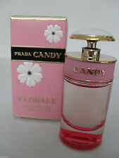 PRADA - Candy Florale mit Box (linke Mini / weißes Top)  7ml EdT