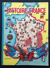 Histoire de France - A. De Montgon - Marcel Jeanjean - Hachette 1937 - SUPERBE !