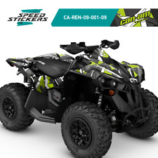 CAN-AM RENEGADE 800 1000 atv deco quad graphic kit decals can am 800r 800x 500