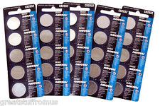 25 x Rayovac CR2032 3V Lithium Batteries DL2032 ECR2032 EXP 2023