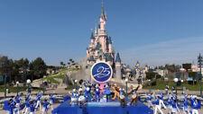 Disneyland Paris 25th Anniversary Celebration DVD & CD Disney World Mickey Mouse