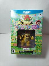Mario Party 10 + Bowser (Nintendo Wii U, 2016)