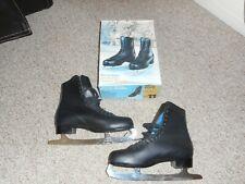 American Rocket Style 552 Men's Figure Skates Slm Canadian Blades Size 11