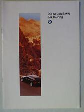 Prospekt BMW 3er E 36 touring (320i,328i,318/325tds), 1.1995, 22 Seiten