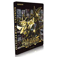 Album portfolio Konami A4 Yu-Gi-Oh Golden Duelist 180 cartes NEUF envoi deFRANCE