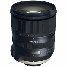 Obiettivi Tamron SP per fotografia e video 24-70mm
