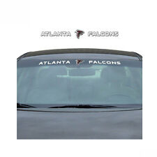 Team ProMark NFL Atlanta Falcons Car Truck Suv Windshield Decal Sticker
