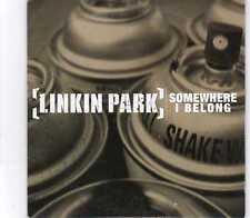 Linkin Park - Somewhere I Belong - CDS - 2003 - Rock