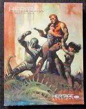 2012 HERITAGE Comics & Comic Art Auction Catalog FVF 7.0 430pgs Frank Frazetta