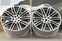 Neuf 20 Pouces Jantes pour Porsche Cayenne 9.5J ET50 5x130 4 jantes Turbo 71.6.