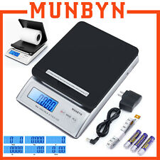 Lcd Display Digital Scale 30kg1g Tabletop Shipping Postal Scale With Batteries