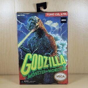 NECA Godzilla 1984 NES 8-bit VHTF RARE!!! 🔥