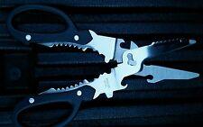 15 Way  Sunware All Purpose Shears Scissors Stainless Steel kitchen tool