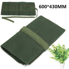 Japanese Bonsai Tools Storage Package Roll Bag Canvas Tool Set Case 600*430MM