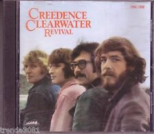 CREEDENCE CLEARWATER REVIVAL DISC 1 HEARTLAND CD Classic 70S PROUD MARY BOOTLEG
