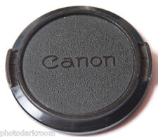 Canon C 52mm Lens Cap - Plastic Snap-On - Japan C-52mm - USED E21H C066