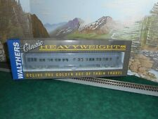 HO Scale ,Walthers  Classic Undecorated, Pullman  Heavyweight  #932-10450...NOS