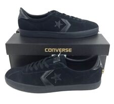 c518b67ddc8 NEW Converse CONS Break Point Mono Suede Ox Shoes Sneakers Black Mens Size  13