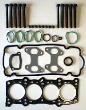 FOR FIAT PUNTO MK2 PANDA SEICENTO 1.1 1.2 8V HEAD GASKET SET & HEAD BOLT SET
