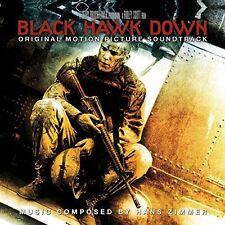 Hans Zimmer Black hawk down (soundtrack, 2001, feat. Rachid Taha, Joe Str.. [CD]