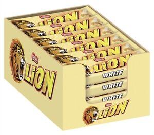 (0,80€ / 100g) 24 x Lion White 42g = 1.008g
