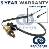 Rear 4 Wire Oxygen Sensor For Citroen C1 Daihatsu Sirion Peugeot 107 Toyota Aygo