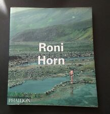 Roni Horn by Lynne Cooke, Thierry Duve, Roni Horn (Paperback, 2000) art place