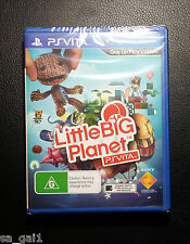 LittleBigPlanet Little Big Planet NEW / SEALED PlayStation Vita PSVITA PS VITA