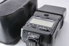[NEAR MINT] CONTAX TLA360 Shoe Mount Flash with soft case