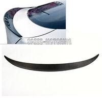 Fit For BMW X6 E71 2008-2012  Carbon Fiber Auto Rear Trunk Spoiler Lip Wing
