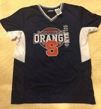 Peak Season Syracuse Orange S Boys Jersey Size Large 14/16