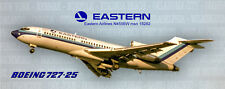 Eastern Airlines Boeing 727 Handmade Photo Magnet (PMT1618)