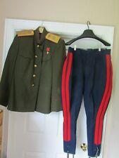 X-Rare Ww2 Soviet Russian Marshal of Signal Troops Uniform-Hero of Ussr/Cccp !