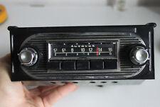 VINTAGE AUTORADIO VALVOLE AUTOVOX RA 107 AM Supereterodina con slitta