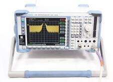 Rohde Amp Schwarz Fsp 38 Spectrum Analyzer 9 Khz 40 Ghz 1164439138 W Track Gen