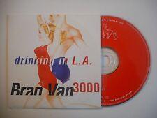 BRAN VAN 3000 : DRINKING IN LA [CD SINGLE PORT GRATUIT]