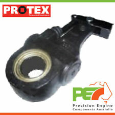 2xPROTEX Drum Brake Shoes Slack Adj - Automatic For FREIGHTLINER COLUMBIA 2D 6X4