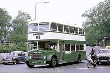 Eastern National 2601 186XNO Bristol FLF6G Bus Photo Ref P367