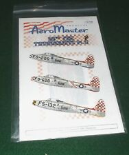 Aero Master 1/72 F-84G Thunderjets 86th Fbg - 1952 - Nos