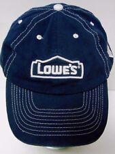 LOWE'S HOME IMPROVEMENT APPLIANCE Sakrete Concrete ADVERTISING LOGO HAT CAP