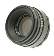 Helios 44-2 58mm F2 Lens for M42 also Pentax Canon EF Sony NEX Panasonic M4/3