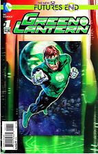 Green Lantern Futures End #1 (NM)`14 Venditti/ Coccolo (3D Cover)