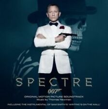 James Bond 007 Spectre Soundtrack UK CD Album by Thomas Newman