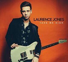 Take Me High 0710347123422 by Laurence Jones CD