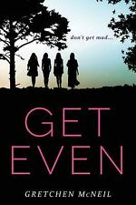 Don't Get Mad: Get Even by Gretchen McNeil (2014, Paperback)
