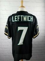 Byron Leftwich Authentic Jacksonville Jaguars #7 Reebok Football Jersey Size 50