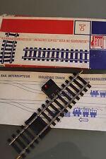 JOUET HO Rail interrupteur Rèf 04485000 boite notice