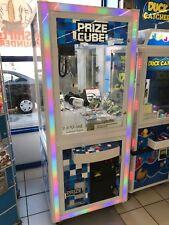 "Coast To Coast Prize Cube Crane Machine 31"" with Mars DBV"